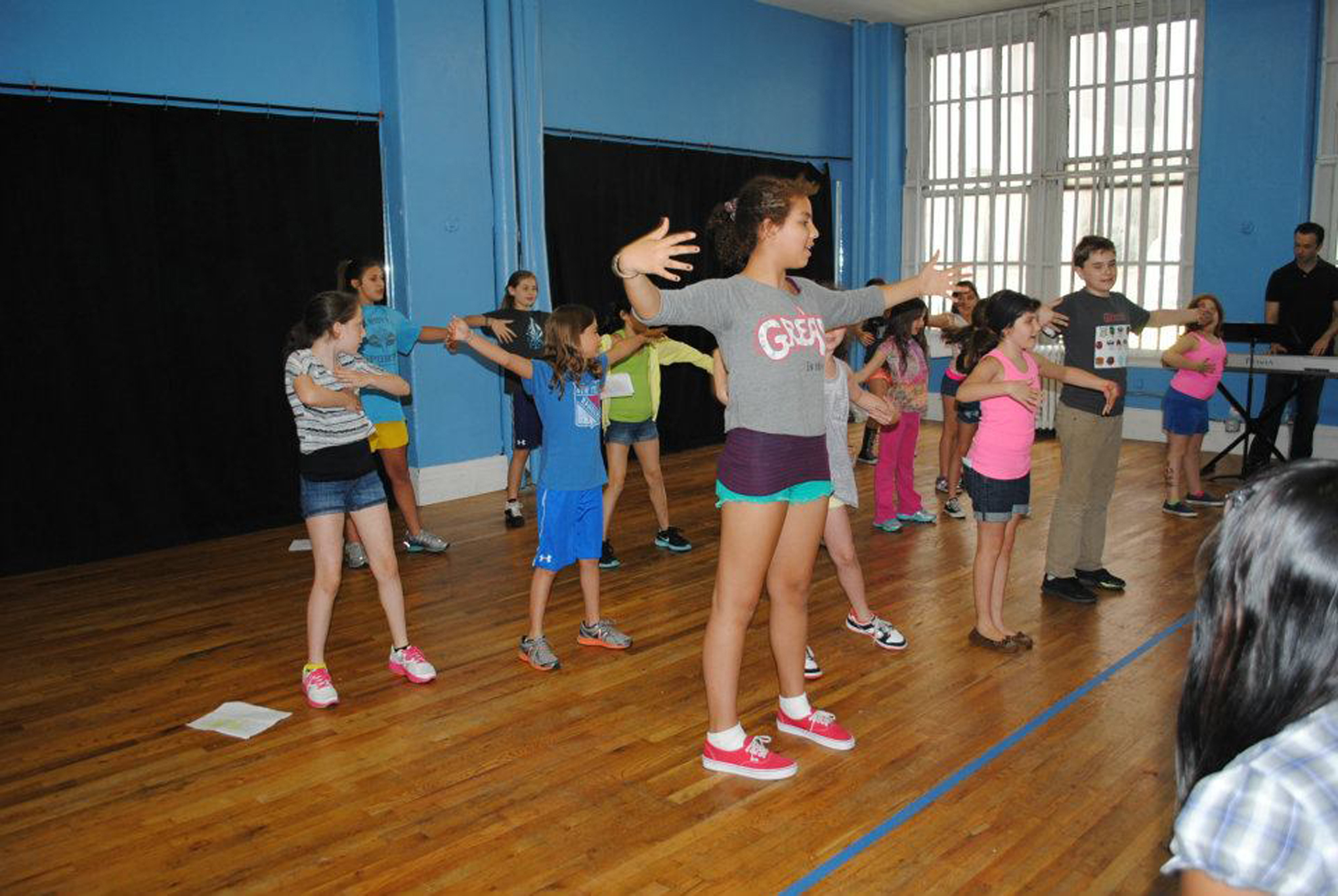 TADA! Musical Theater Camp