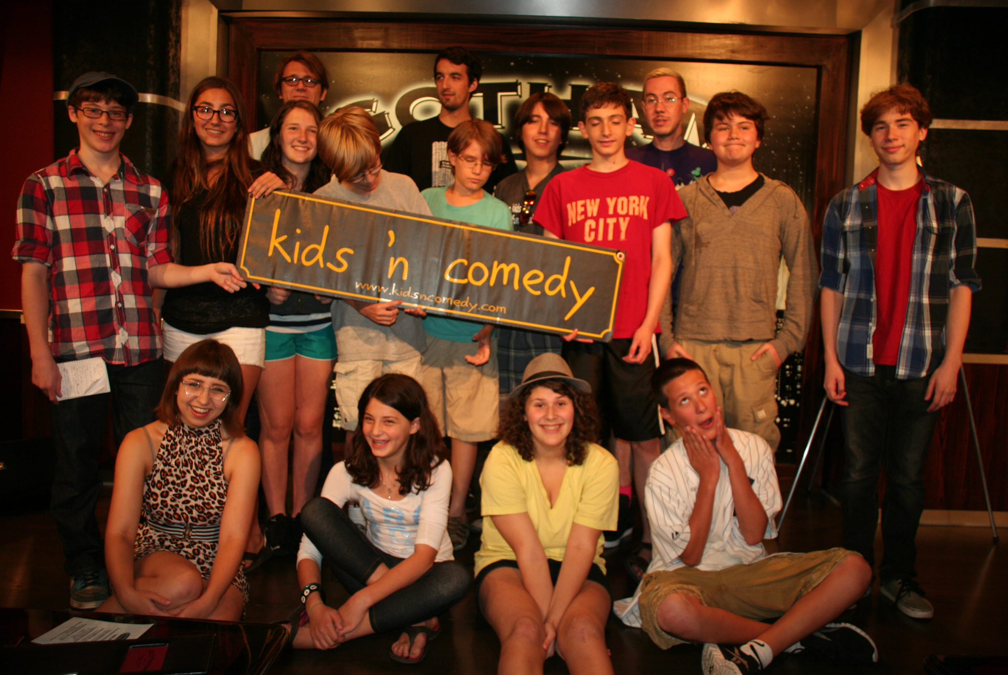 Camp Kids 'N Comedy