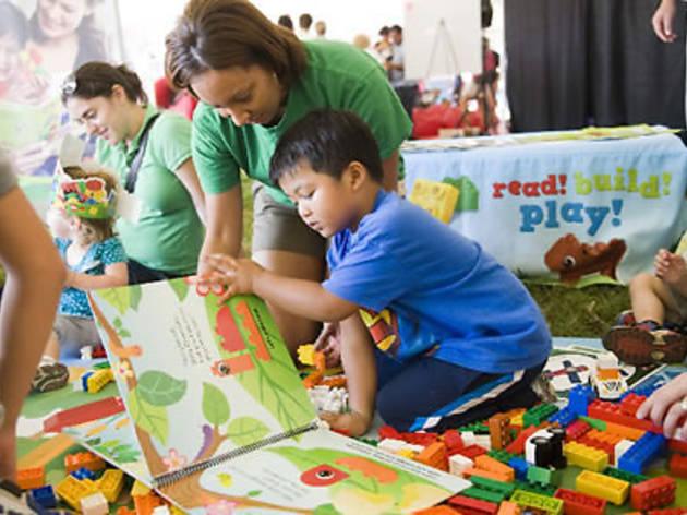 LEGO DUPLO: Read! Build! Play!