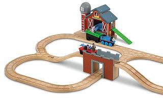 Thomas Wooden Railway Play Date Celebration