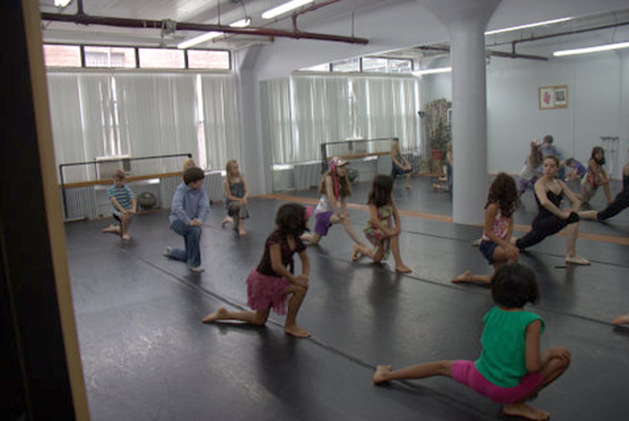Long Island City Summer Arts Camp