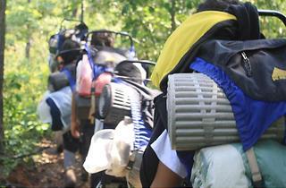 Trail Blazers Sleep Away Camp