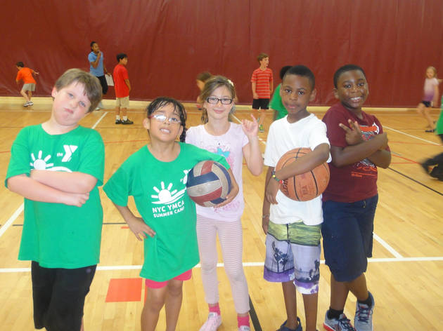 McBurney Multi-Sports Camp