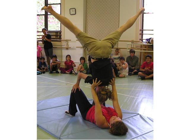 Cirque d'Ete