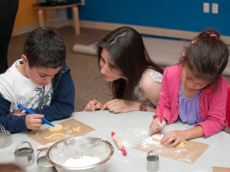 French Summer Day Camps at FIAF