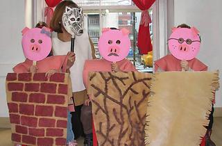 Village Preschool Center Merry-Go-Round