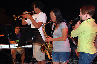 Calhoun Performing Arts Summer Institute Jazz Workshop