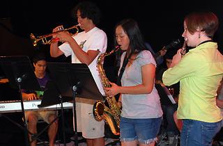 Calhoun Performing Arts Summer Institute Jazz Workshop