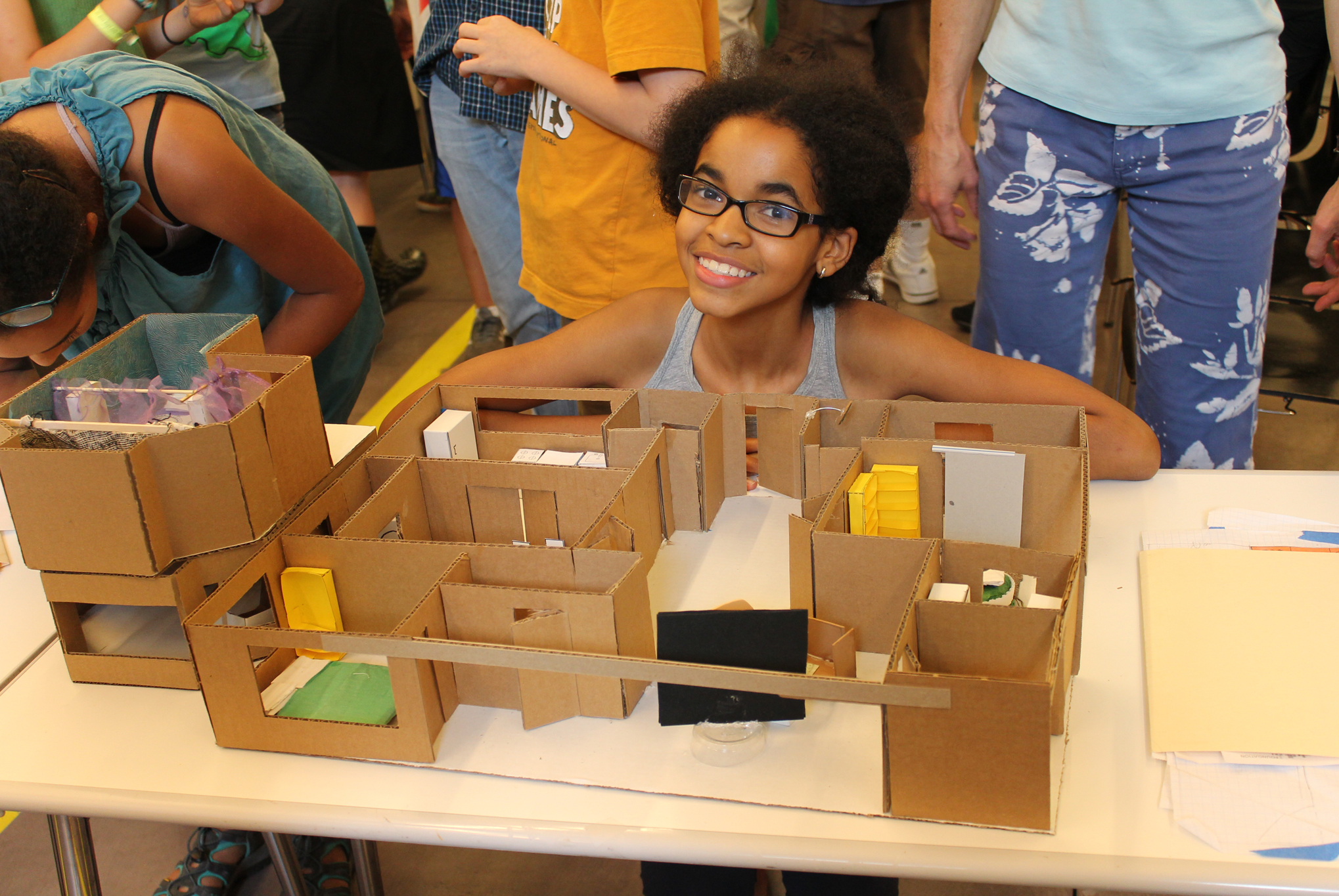 architecture summer center camp camps foundation teaching science kid museum things education arch activities architects modern students elementary program