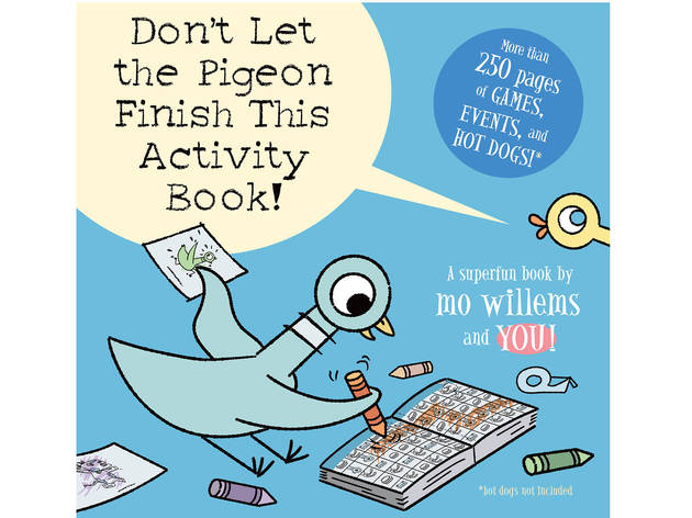 MoMA Design Store Book Series: Mo Willems