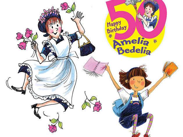 Happy Birthday, Amelia Bedelia!