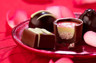 A Valentine's Day Chocolate Tasting!