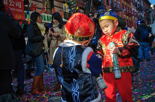 Chinese New Year Firecracker Ceremony and Cultural Festival