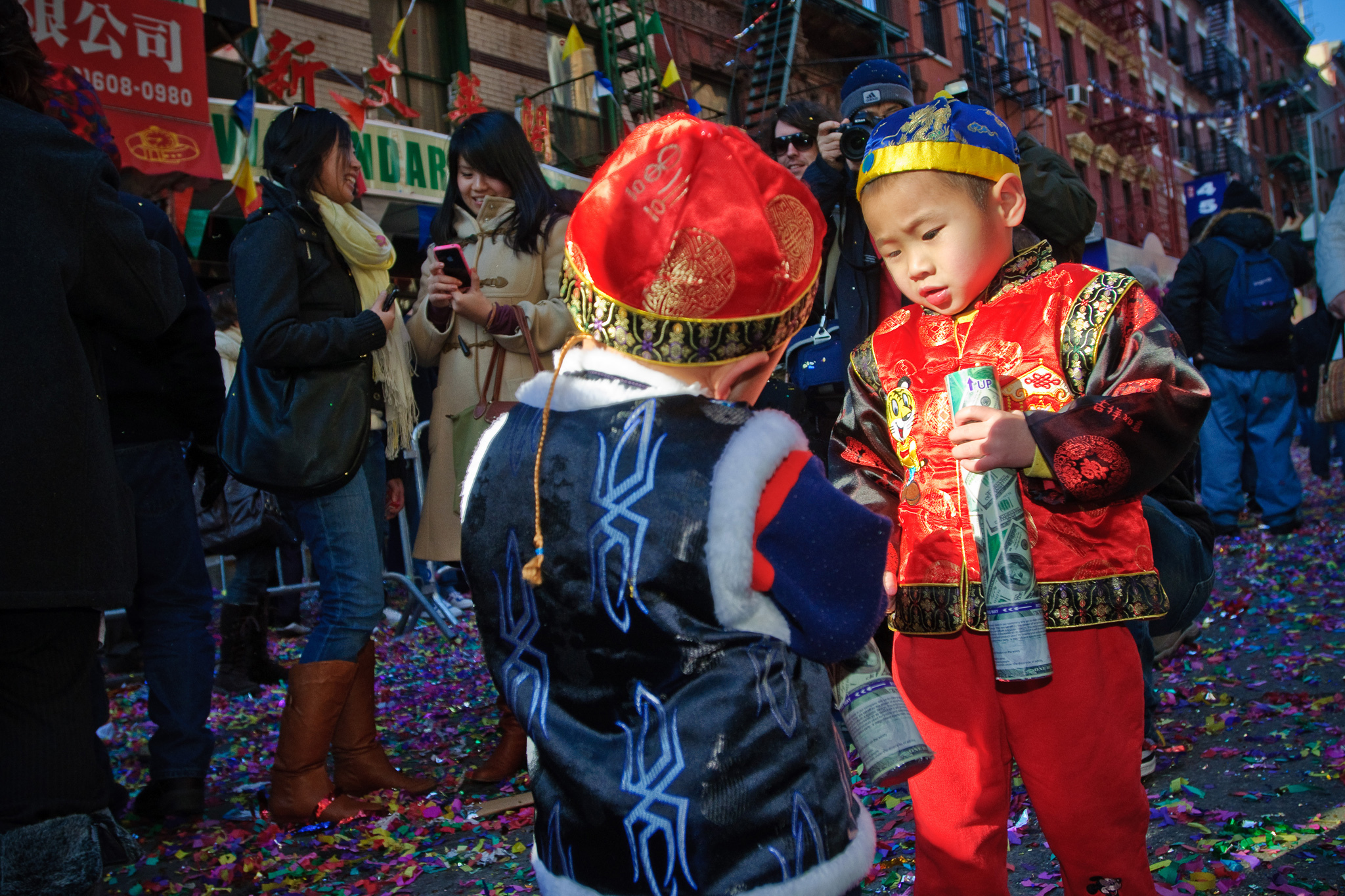Chinese New Year for kids in NYC