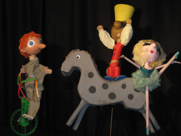 Penny Jones & Co Puppet Show: The Circus and Sebastian