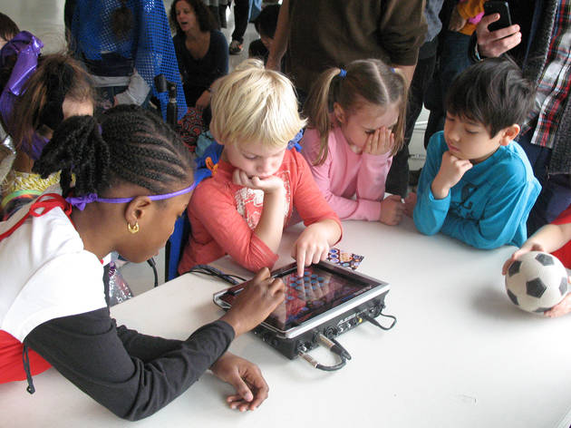 New Museum First Saturdays for Families