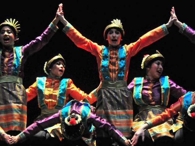 Saung Budaya Indonesian Dance Group