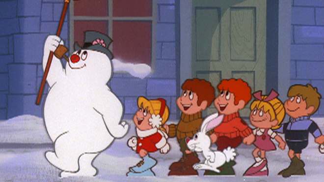 8frostythesnowmanjpg - Best Christmas Movies For Toddlers