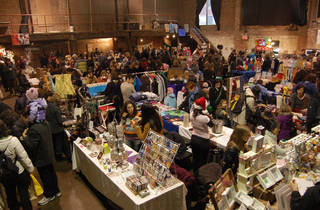 Brooklyn Lyceum Holiday Marketplace