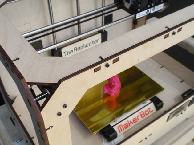 Kids' Saturday Morning 3-D Printing Class