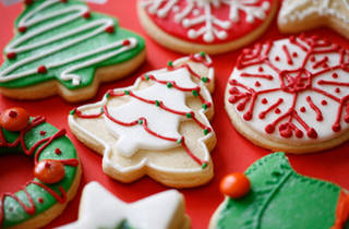 Holiday Cookie Camp