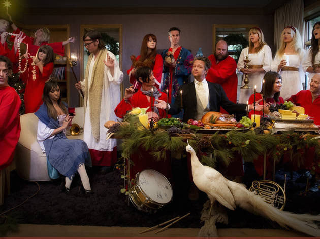 The Polyphonic Spree: Holiday Extravaganza!