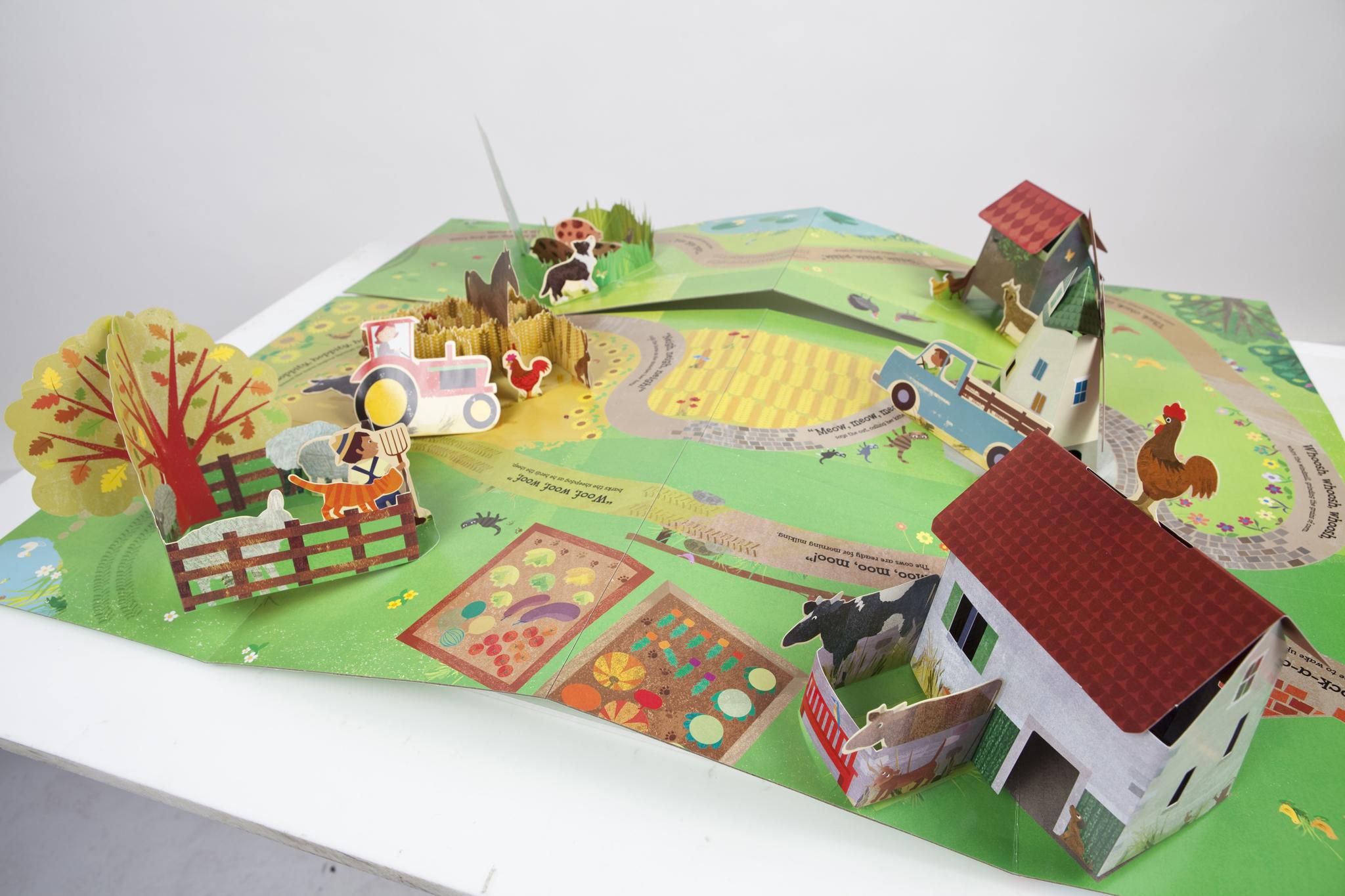 Playbook Farm by Cornia Fletcher and Britta Teckentrup