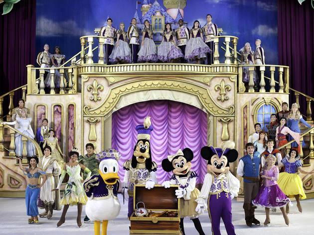 Disney on Ice presents Treasure Trove