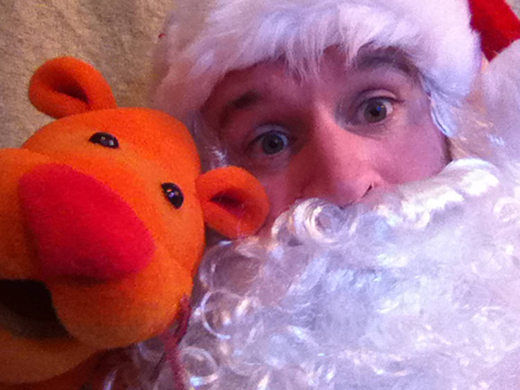 Puppetry Arts Meet 'N Greet with Santa Claus