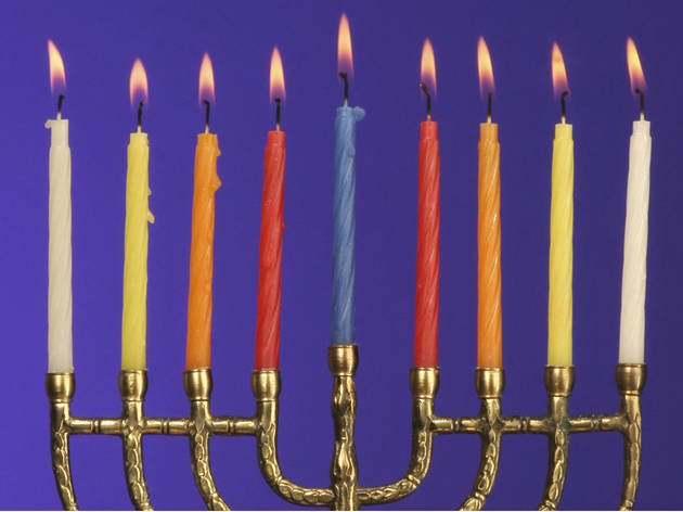 West End Synagogue Chanukah Celebration