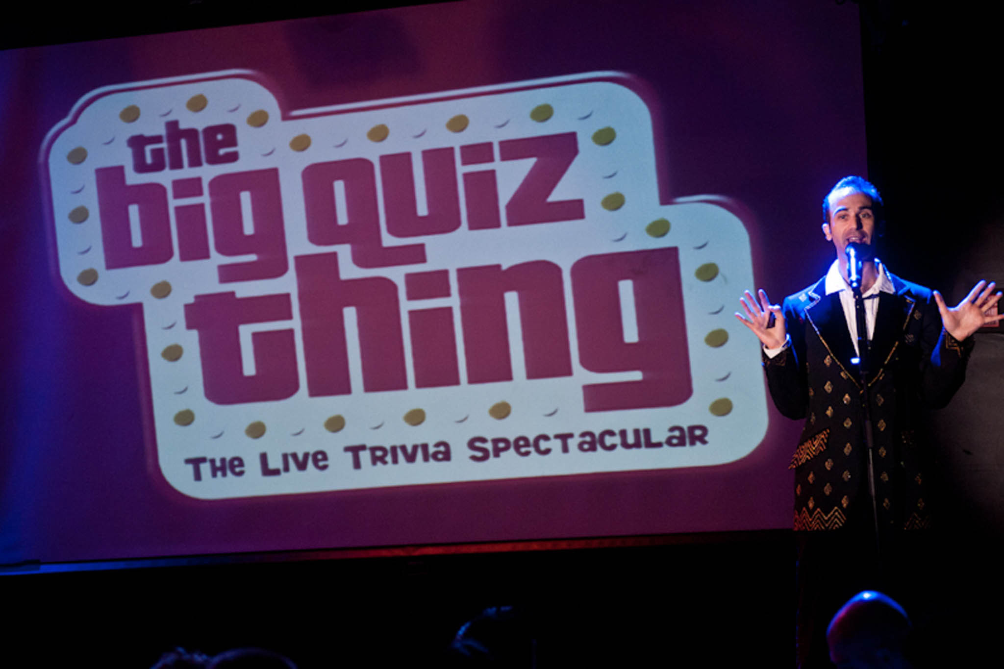 Study up for The Big Family Quiz Thing