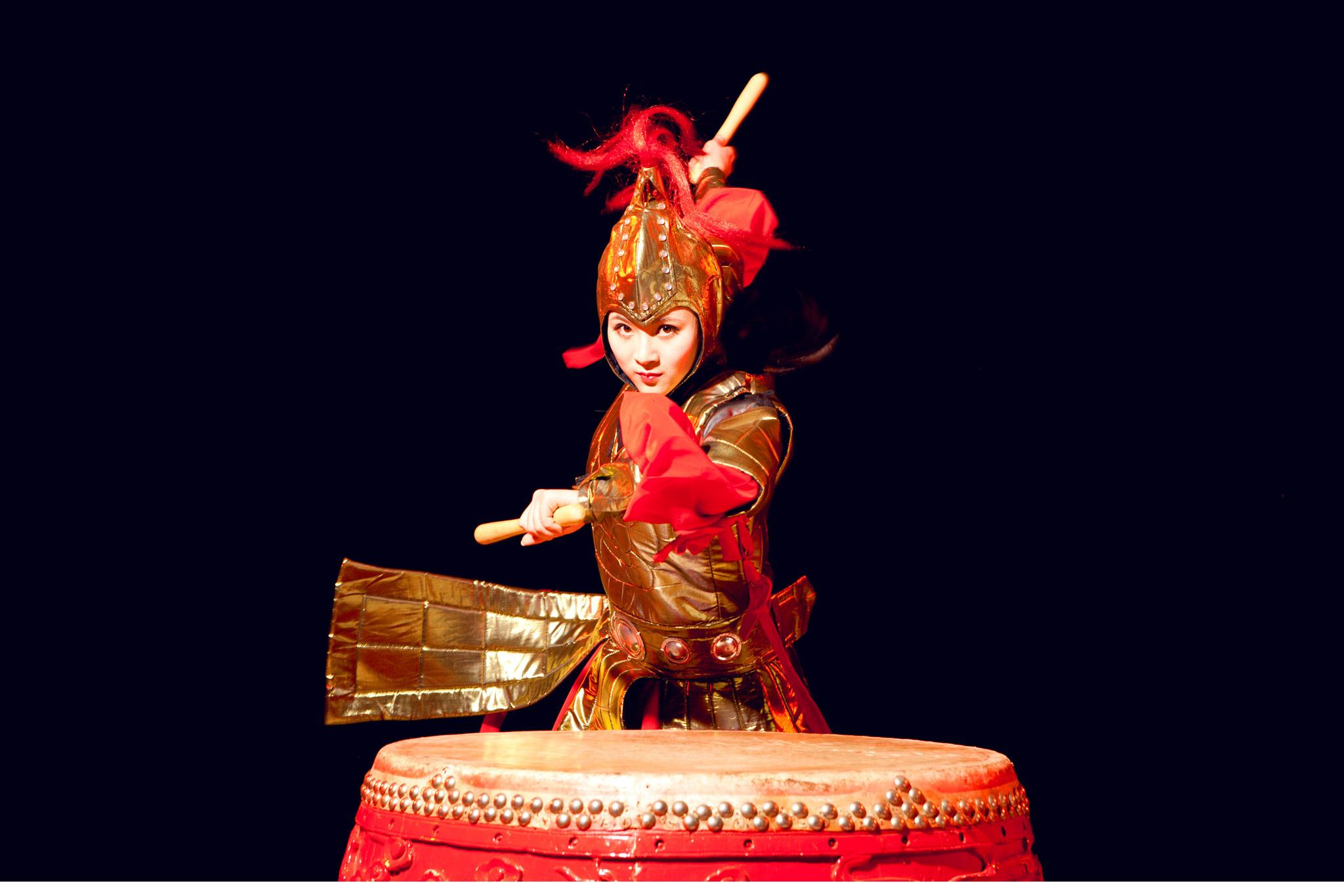 Watch a new version of Mulan