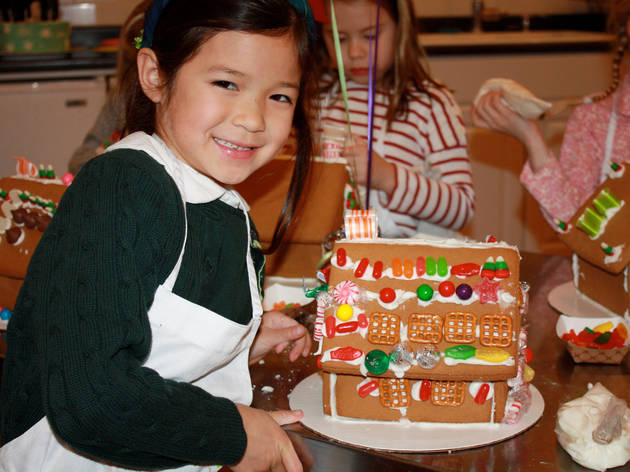 Gingerbread House Workshops at Taste Buds