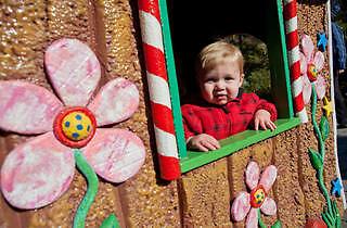 Gingerbread Adventures