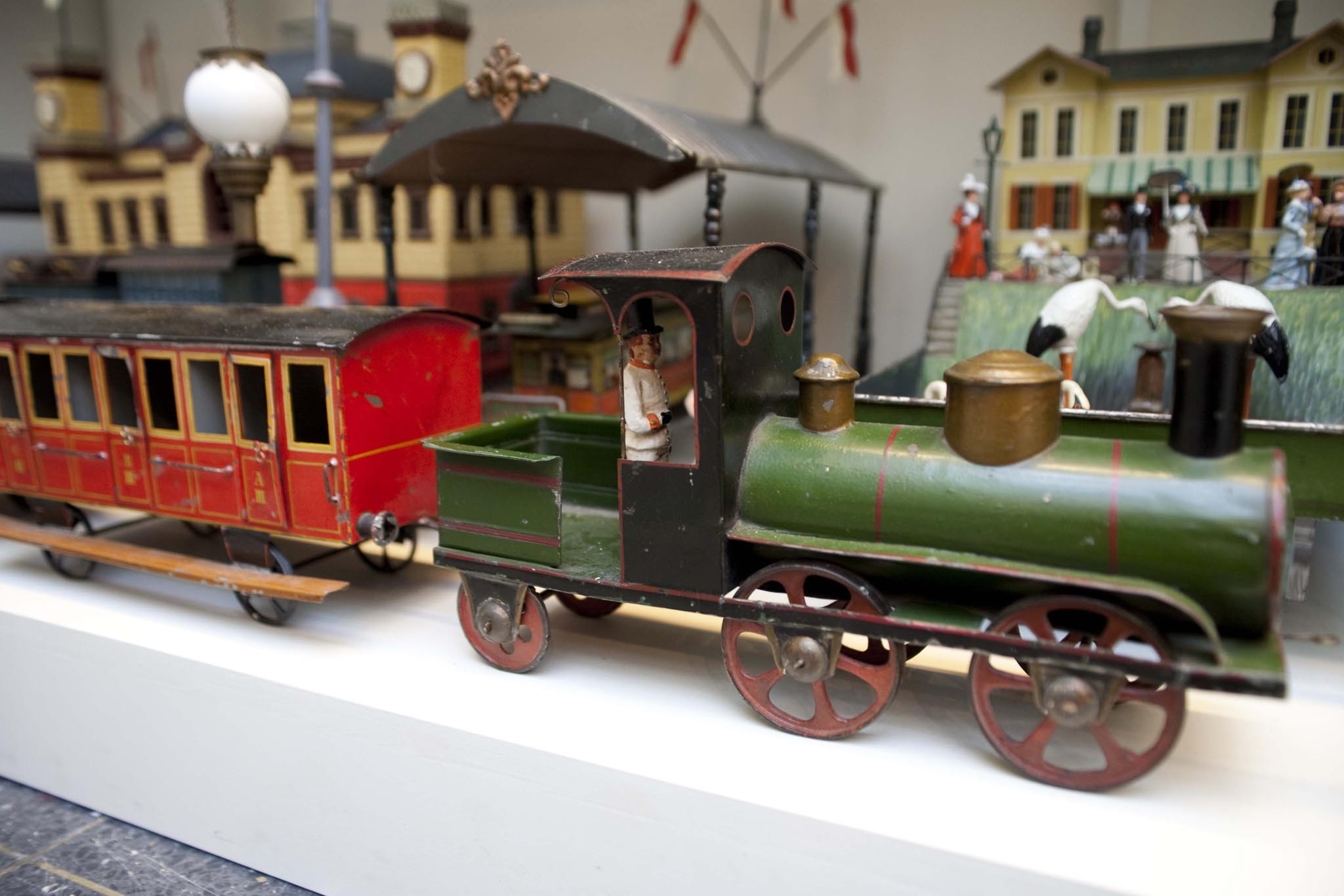 Holiday Express: Toys and Trains from the Jerni Collection