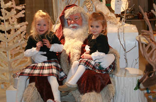 Meet Santa at ABC Carpet & Home