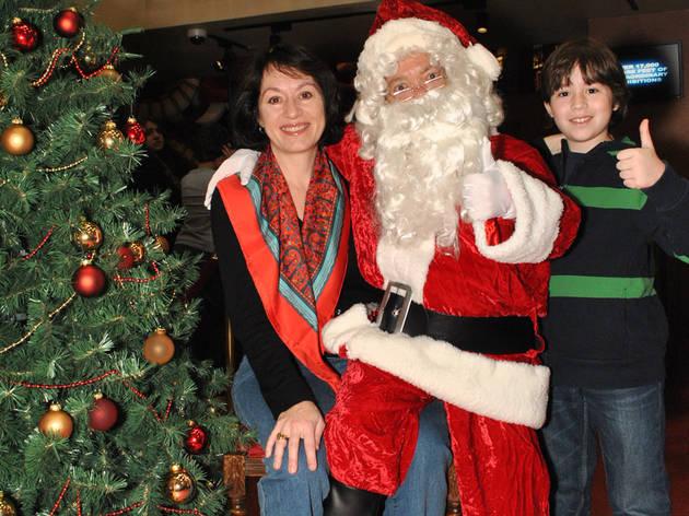 Ripley's Believe It or Not! Reverse Santa