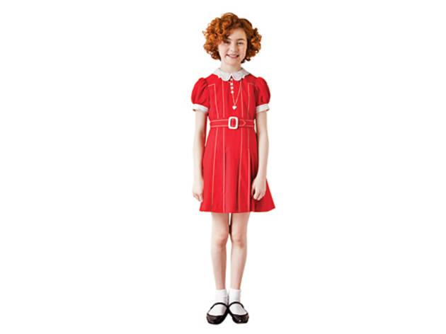 Interview: Lilla Crawford is Annie on Broadway