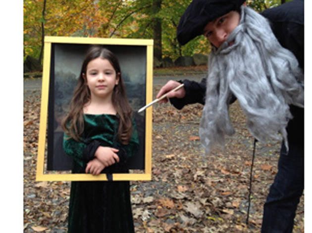 Vote for the winner in our Halloween costume contest (2012)