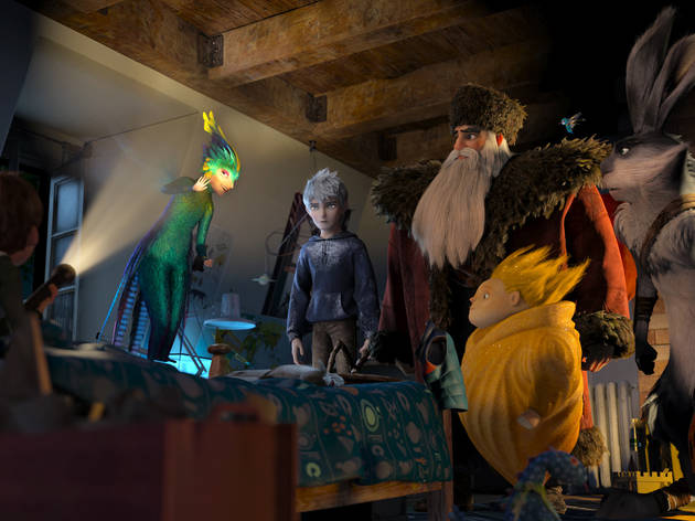 """The Art of Rise of the Guardians"""