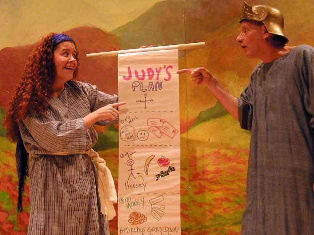 Judy and the Maccabees: A Hanukkah Musical