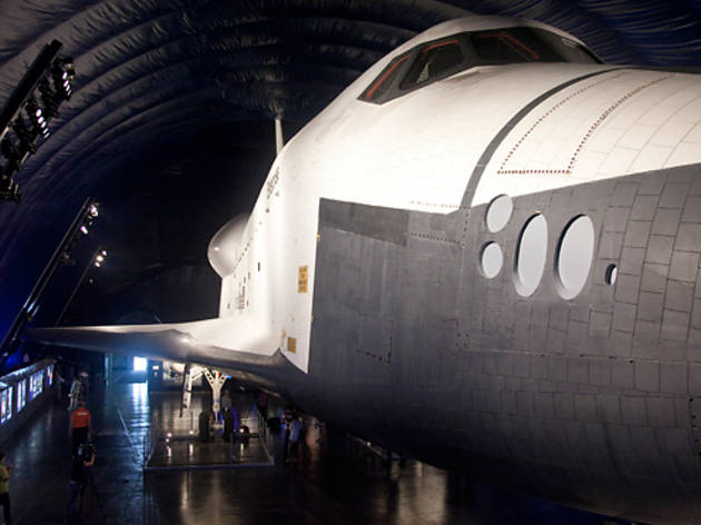 Best place for future moon walkers: Intrepid Sea, Air and Space Museum
