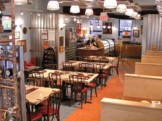 Best restaurant playroom: Moxie Spot
