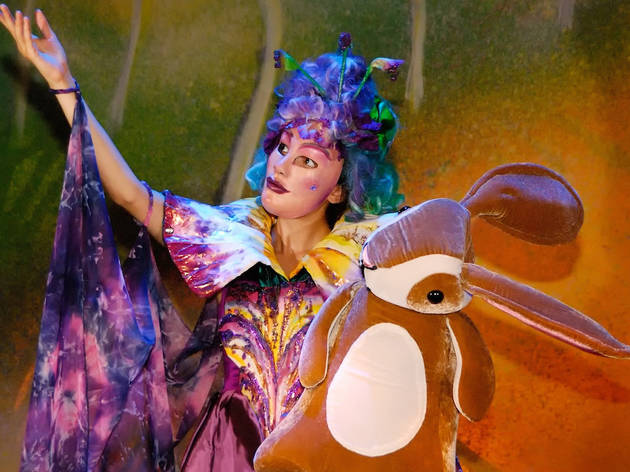 Enchantment Theatre Company's The Velveteen Rabbit