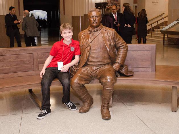 Theodore Roosevelt Memorial (2012)