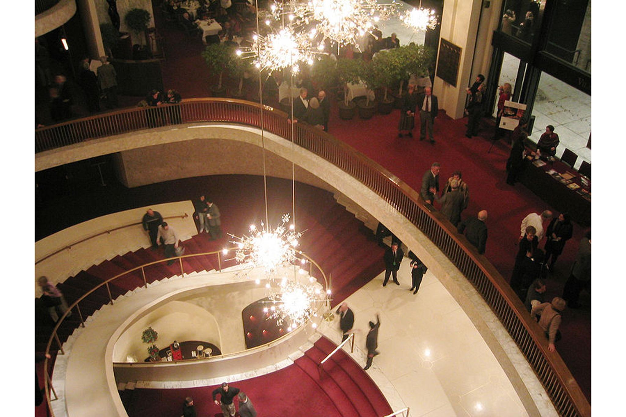 Metropolitan Opera House at Lincoln Center