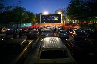 Cine de Verano Parque de la Bombilla