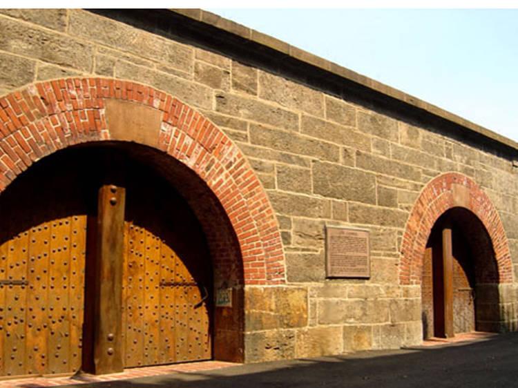 Harbor Defense Museum