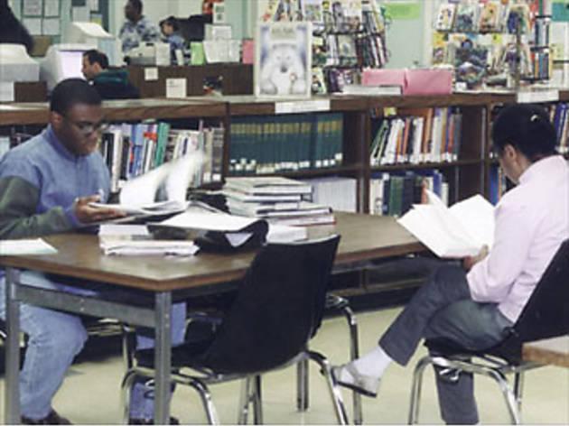 Brooklyn Public Library, Clinton Hill Branch