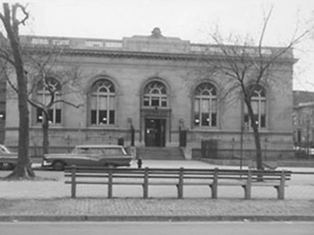 Brooklyn Public Library, Eastern Parkway Library